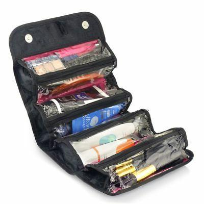 Travel Makeup Toiletry Storage Case Pouch New