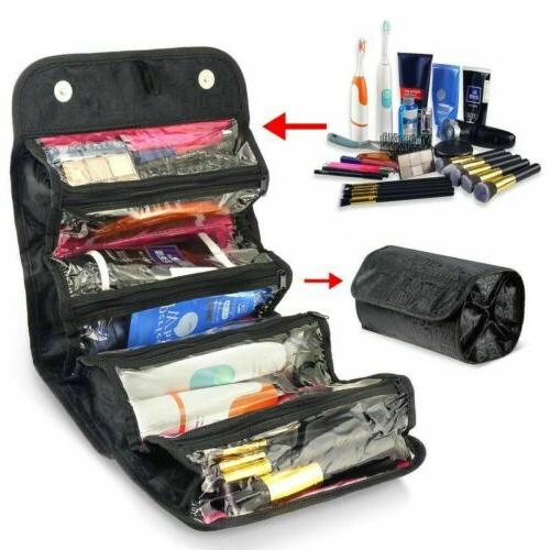 new travel cosmetic makeup bag toiletry hanging