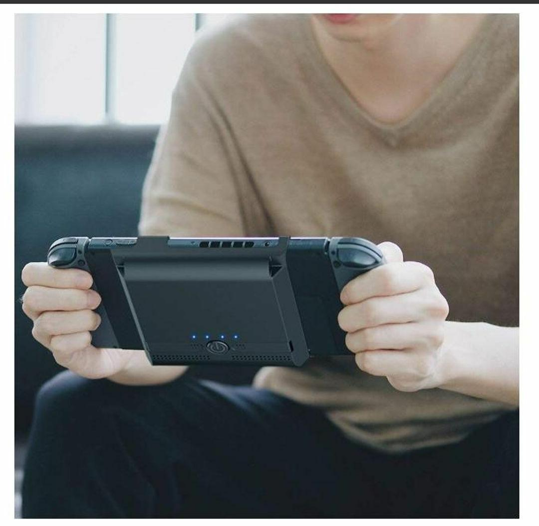 For Nintendo Switch Case 5800Mah Pack Travel Bank