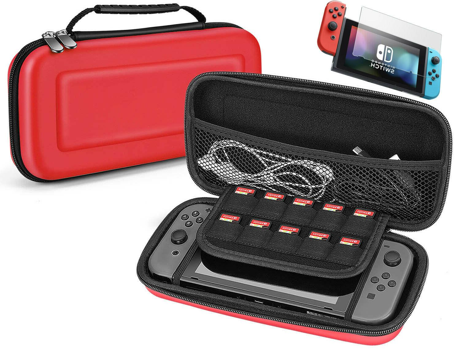 Nintendo Switch Case Hard Shell Portable Travel,