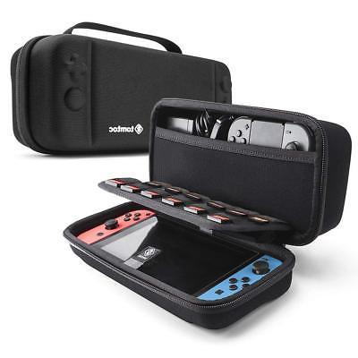 Nintendo Switch Case, Tomtoc Protective Hard Shell Travel St