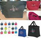 1 Personalize Tote Bag Monogram Bridesmaid Gift Wedding frie