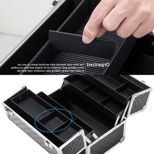 Professional Case Portable Box with Lock
