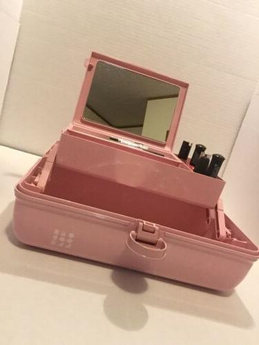 Caboodles On Go Classic Cosmetic Makeup Case