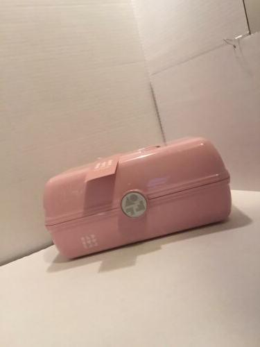 Caboodles Rare Pink On The Classic Cosmetic Makeup Case