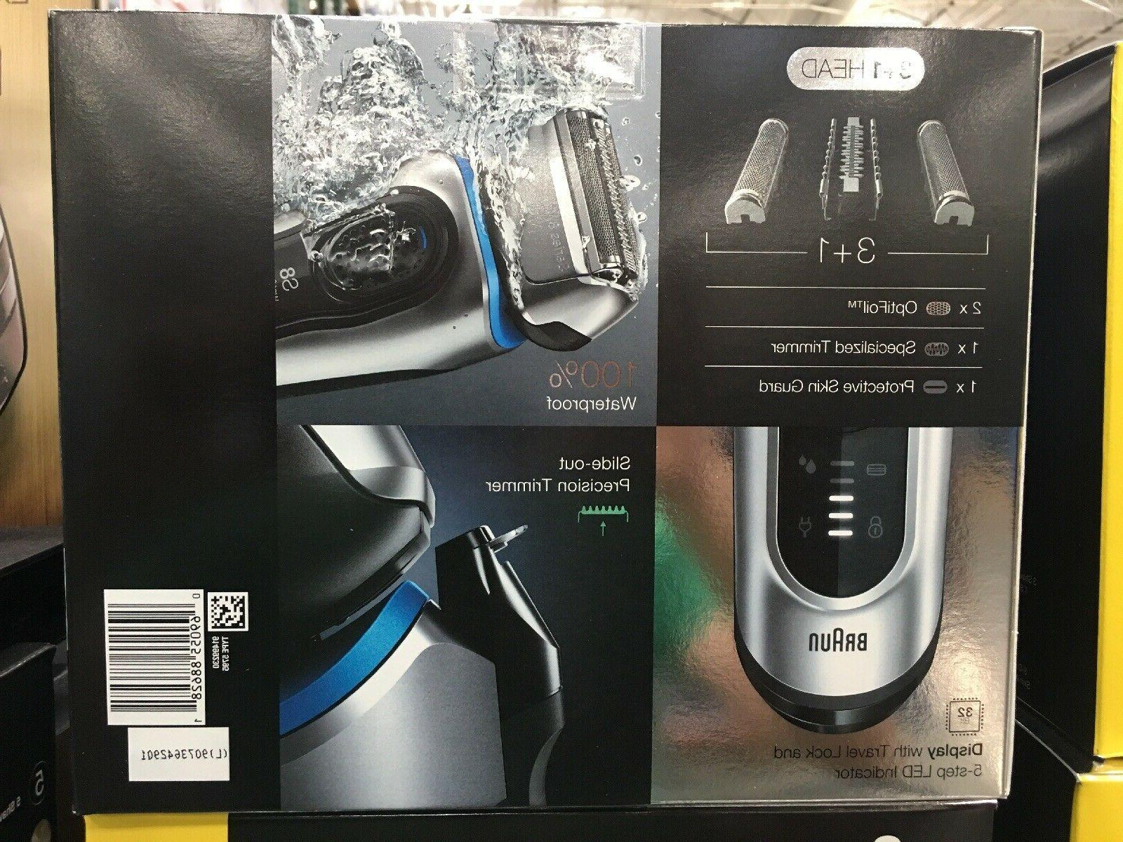 Braun Series Electric Shaver Charge Travel