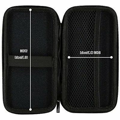 IMangoo Carrying Case Hard Protective Resistant Travel Bag