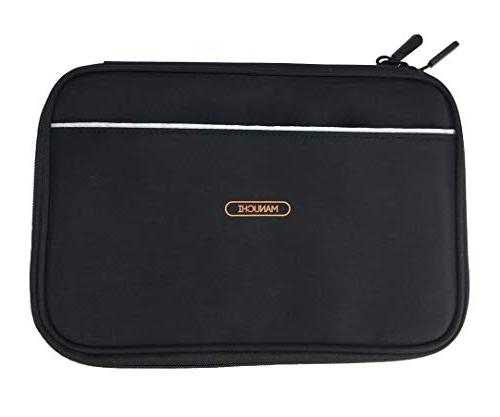 Manuchi Universal Case - Spacious to USBs, Earbuds, Cards Portable Bag for Electronics at Home, Travel