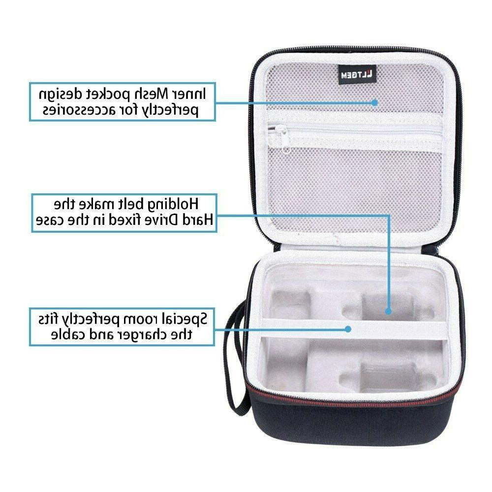 Storage Case for 1TB, 4TB My Protective Carry Bag