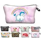 StylesILove Cute Graphic Pouch Travel Case Cosmetic Makeup B