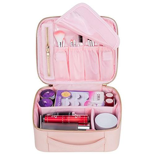 Professional Travel Cosmetic Organizer Adjustable