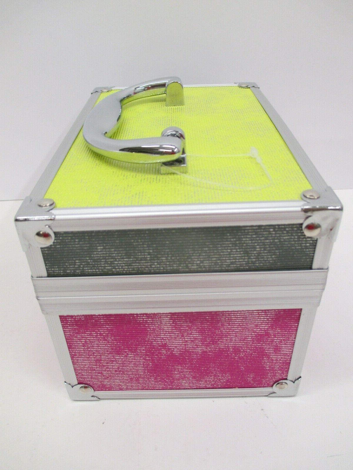 Caboodles Travel Case Jewelry 7 x4.5