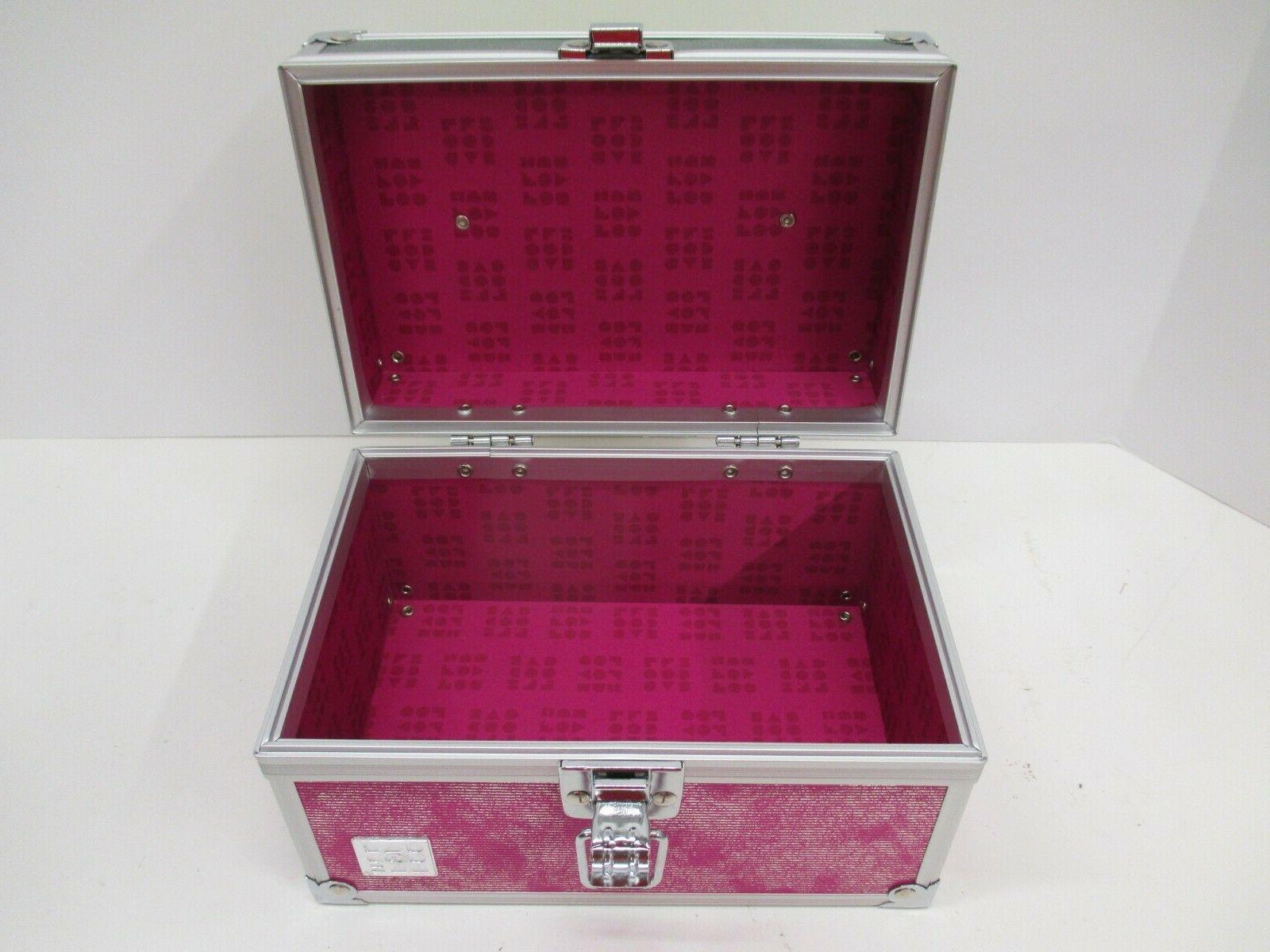 Caboodles Travel Makeup Case Jewelry 7 x4.5