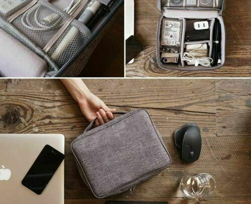 Travel Cable Bag Charger Case