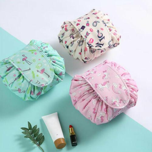 Travel Makeup Cosmetic Toiletry Wash Case Pouch Bag