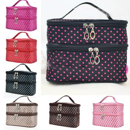 Makeup Case Zip Organizer