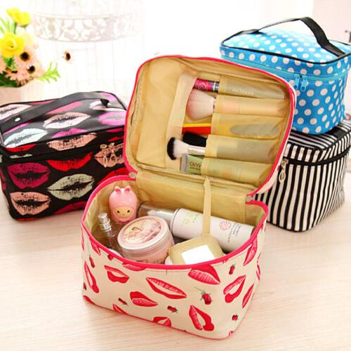 Travel Organizer Wash Holder Cosmetic Case Beauty Accessory Bags