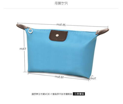 Women Travel Cosmetic Pouch Make Up Case