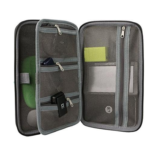 co2CREA Hard EVA Travel Case HDD / Electronics/Accessories Large