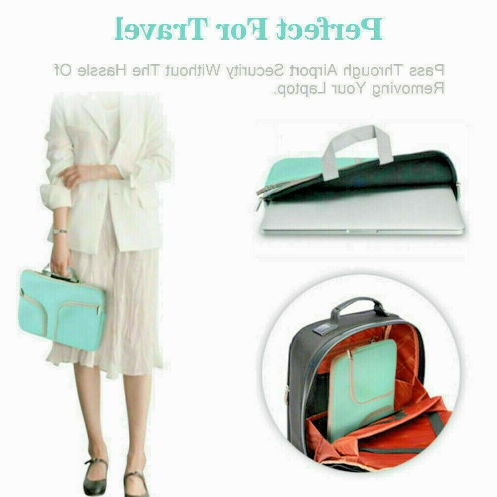 """For Ultrabook 11 12 15""""Inch Sleeve Case Pouch Bag Cover"""