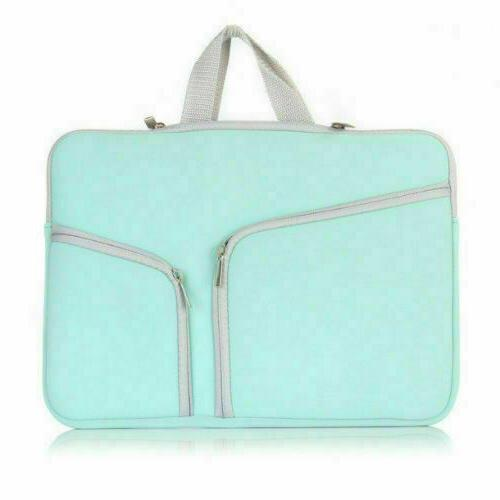 """For 12 13 15""""Inch Sleeve Case Carry Pouch Bag"""