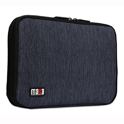 BUBM Layer Travel Gear Organizer/Electronics Bag/Charger Stick Case