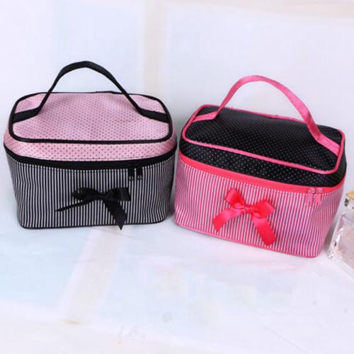 Makeup Case Multifunction Zip