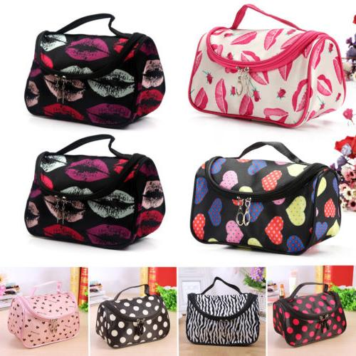 Makeup Case Multifunction Zip Wash