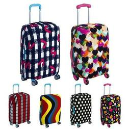 Luggage Suitcase Protective Cover Bag foldable Dustproof Cas