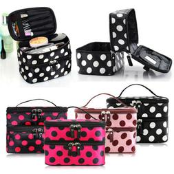 Multifunction Travel Cosmetic Makeup Bag Wash Toiletry Organ