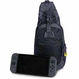 Nintendo Switch Backpack Case Carrying Protective Travel Sli