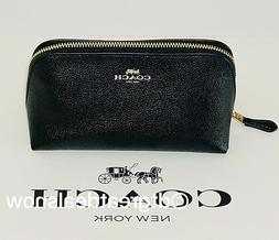 NWT New Coach F57857 Cosmetic Case 17 Travel Makeup Bag Pouc