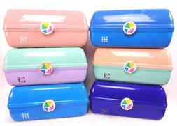 Caboodles On The Go Girl Classic Retro Vintage Makeup Travel
