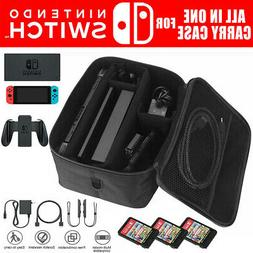 For Nintendo Switch Console Accessory Storage Carrying Trave