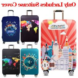 Protective Elastic Travel Luggage Suitcase Cover Protector D
