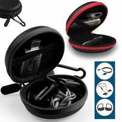 Protective Headphones Hard Travel Carrying Case Storage Bag