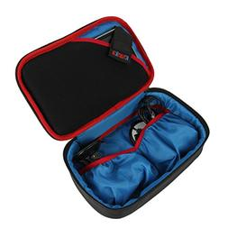 Khanka Carrying Case for Garmin Nuvi 57LM GPS Navigator Syst