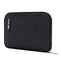 MOSISO Storage Bag Compatible MacBook Laptop Charger, Travel