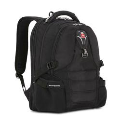 """Swiss Gear 17"""" Laptop Backpack ScanSmart Padded Compartment"""