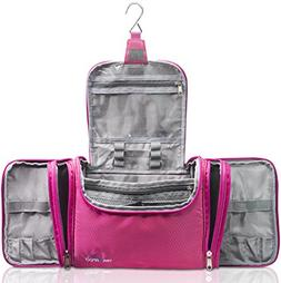 "TRAVANDO XXL Toiletry Bag for Women""MAXI"" with Hanging Hook"