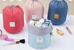 Travel Cosmetic Makeup Bag Toiletry Case Drawstring Pouch Wa