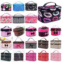Travel Organizer Toiletry Wash Holder Cosmetic Makeup Case B