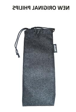 Travel Pouch Satchel Sack Case For Philips Norelco Nosetrimm
