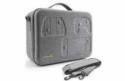 Travel Storage Case Compatible with Nintendo Switch, tomtoc