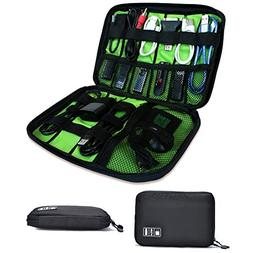 Universal Travel Cable Organizer Electronics Accessories Bag