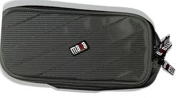 BUBM Universal Double Layer Travel Carry Case for Cables Bat