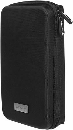 Universal Travel Case Organizer for Small Electronics and Ac
