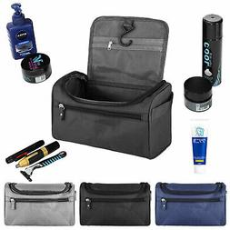 US Mens Travel Wash Bag Toiletry Organizer Shaving Cosmetic