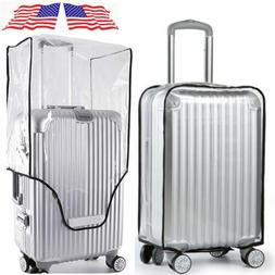 US Waterproof Clear Travel Luggage Protector Suitcase Protec