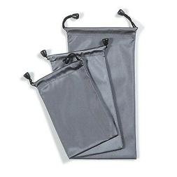 GLCON Waterproof  Small Carrying Storage Pouch Case Canvas B